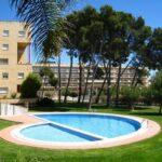 GOLDEN 4 Апартамент с общим бассейном. Пляж в 300м